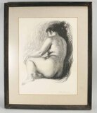 Female Nude by Sikker Hansen