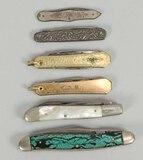 5 Pocket Knives