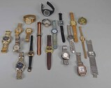 Assorted Watches - Mostly Quartz
