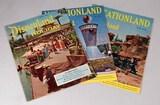 Vintage 1958 Disneyland Vacationland - Holiday Magazines