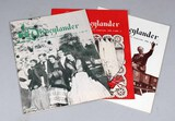 Disneylander Employee Magazines, Ca. 1957 - 1958