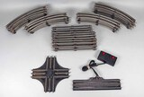 Lionel Crossroad 1021 for 027, Remote Track Section 027, Tracks