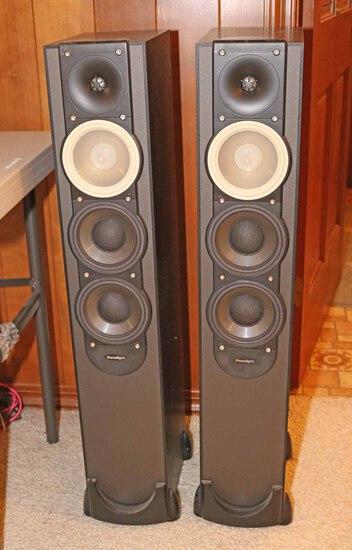 Paradigm Monitor 7 v.6 Floor Speakers