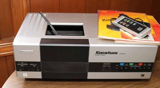 KodaVision Cradle Series 2000
