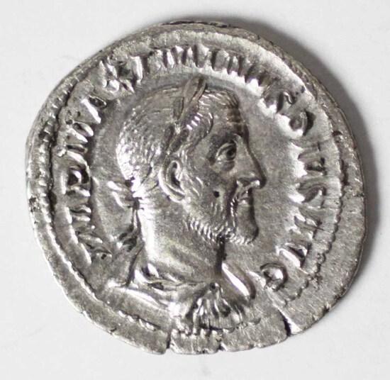 235-238 AD Imperial Rome Maximinus