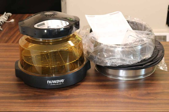 NuWave Pro Plus Infrared Oven Kit