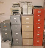 Filing Cabinets, Office Equipment