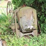 Old Concrete Mixer - Yard Art