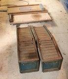 Ramps & 2 Creeper Boards