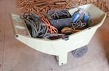 Yard Cart, Cords, Paint Sprayer & More