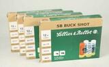 12 Ga. SB Buck Shot, 40 Rds
