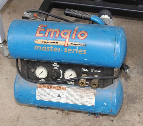 Emglo Air Compressor, Model M79
