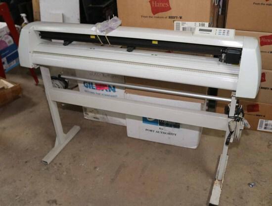 Vinyl Cutter Machine w' Floor Stand, Vinyl Cutter Plotter
