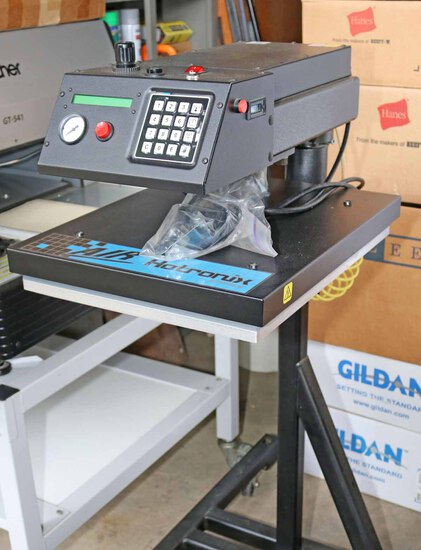 Stahls' Air Hotronix Heat Press