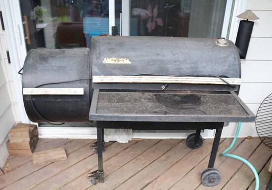 Traeger Big Tex Pellet BBQ