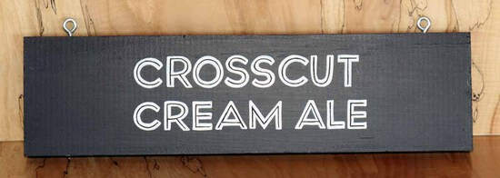 Crosscut - Hibiscus Sign Board