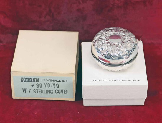 Gorham #30 Sterling Covered Yo-Yo