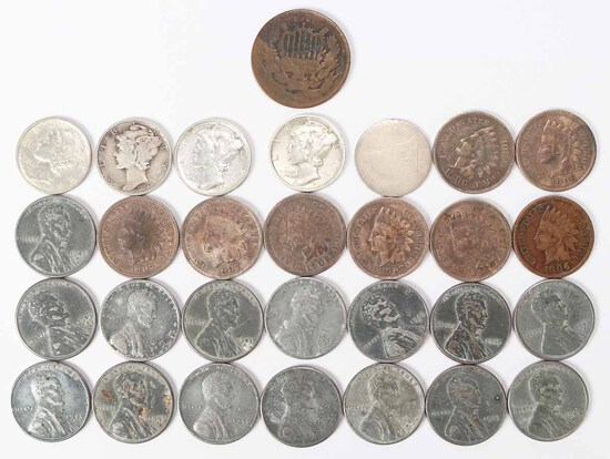 Misc. Collectible Coins (See picture of notes)
