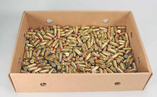 .45 Auto Bulk Ammo, 500 (+-) Rds.