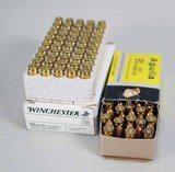 9mm Winchester & Aguila, 100 Rds.