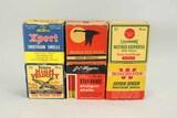 Vintage 16 Ga. Ammo: Western Expert, Wards, Kleanbore, Peters, Sears, Winchester