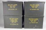 Ammo Tins - Used, Surplus