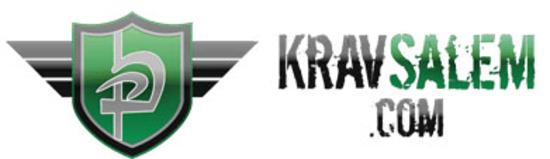 KRAV MAGA 1 Month Adult Membership