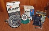 Propane Heaters & Firepower Fire Starter