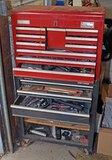 Stacking Tool Boxes - Tools NOT Included