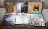 Vinyl LP Records: Ace, REO, Foghat, Dylan, Frampton & More