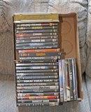 DVDs: Die Hard, Das Boot, Tora Tora Tora, Flatliners