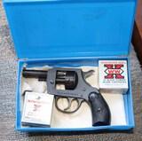 H&R Model 960 Starter-Trainer .32 Blank Pistol