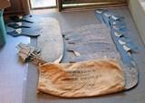 Vintage Folding Goose Decoys