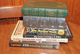 Gun & Reloading Books