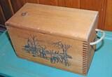 American Wildlife Handcrafted Box