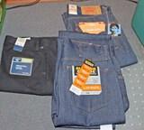 New Levi's, Ranger & Docker Pants