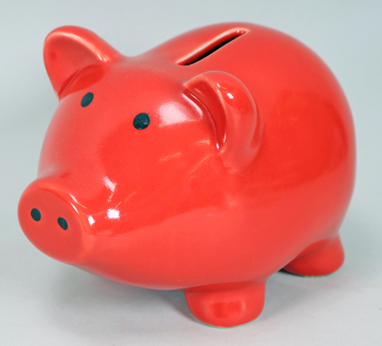 Charity Item for St. Jude: Piggy Bank