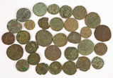 Bag of Ancient Coins