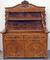Antique Sideboard Cabinet w/ Carved Details