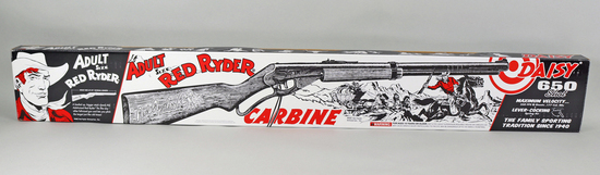 Charity Item: Red Ryder BB Rifle - Adult Size
