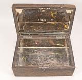 Vintage Cigar Humidor Box