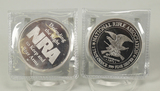 NRA Silver Rounds, 2 Troy Ounces