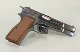 Browning Hi Power 9mm Pistol, Belgium