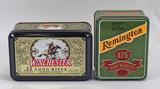 Browning & Remington .22 LR Ammo Tins, 975 Rds.