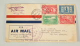1926 Seattle - Los Angeles First Flight Air Mail Envelope