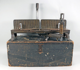 Antique Millers Falls Langdon Miter Box w/ Case