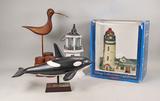 Nautical Themed Décor & Collectible Items