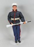 GI JOE Action Figure, Marine w/ Dress Uniform, Ca. 1964