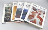 5 Coffee Table Books; California, Colorado, Rocky Mountains