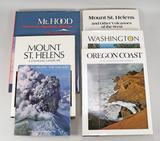 Oregon, Washington Mount St. Helens Coffee Books